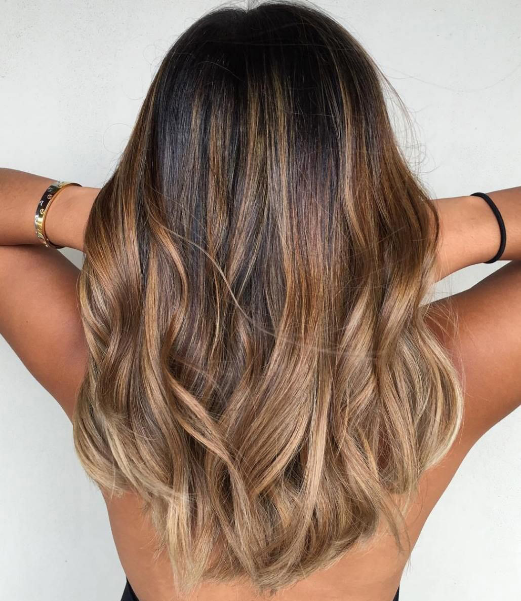 Vopsit Ombre La Vior Hair And Beauty Salons